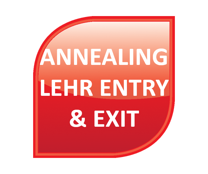 Annealing Lehr Entry and Exit