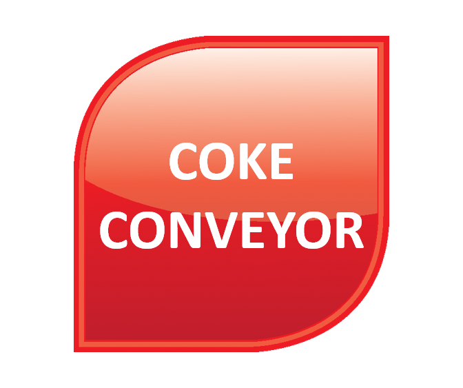 Iron to Steel - Coke Conveyor